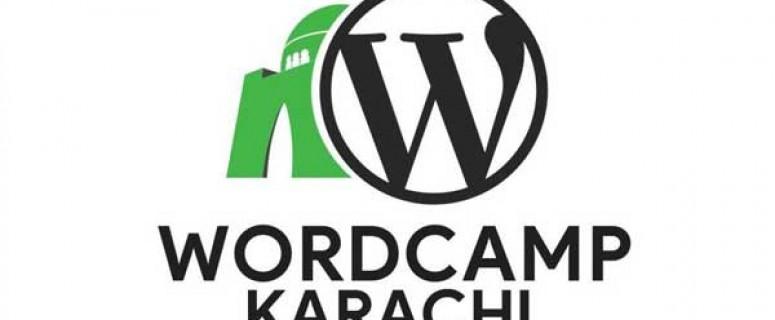 wordcamp karachi logo