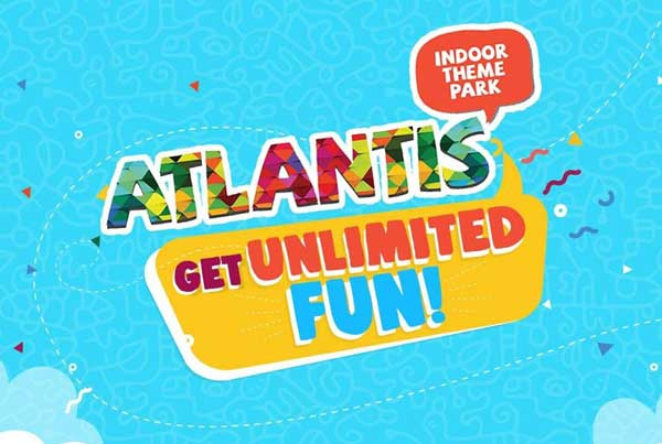 atlantis indoor games