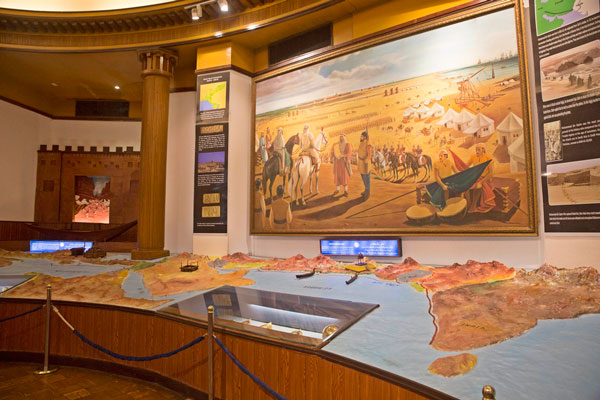 paintings in maritime museum