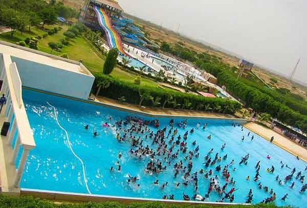 sunway lagoon karachi pool