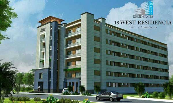 19 west residencia project