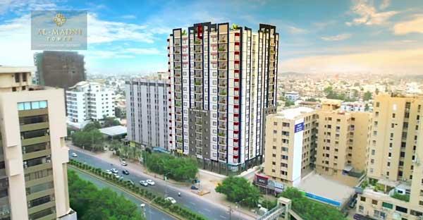 Al-Madni Executive Apartments