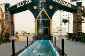 alize garden karachi