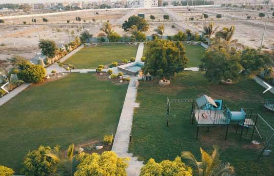 ali-ze garden karachi