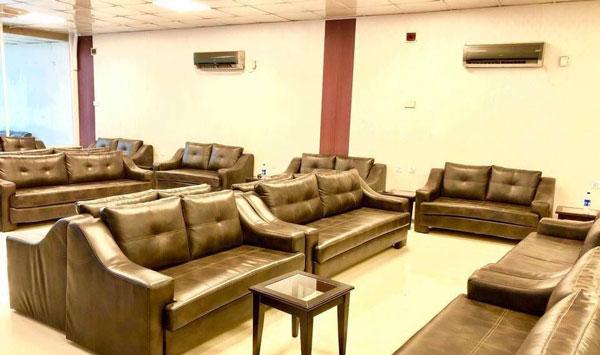 Faisal Movers terminal