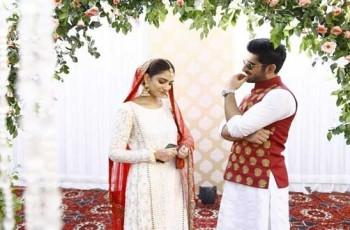 ramsha khan and muneeb butt