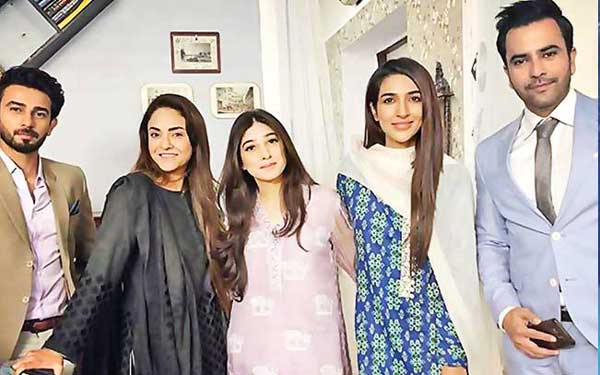 Kamzarf Geo TV Drama Cast, Timing & OST