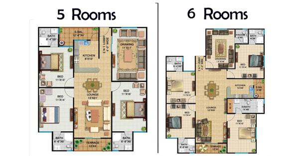 Kings Presidency Floor Plan