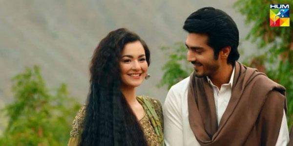 Shehzad Sheikh & Hania Amir