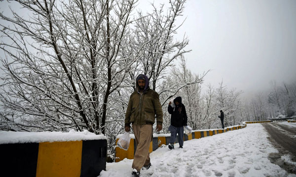 murree snow covered