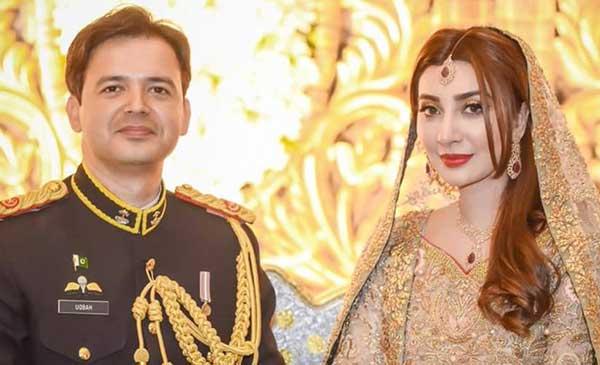aisha khan husband