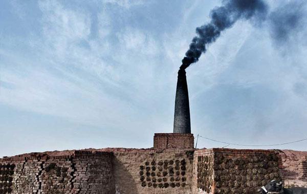 Brick Kiln pollution