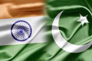 pakistani flag, indian flag
