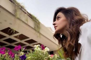 actress Saba Qamar