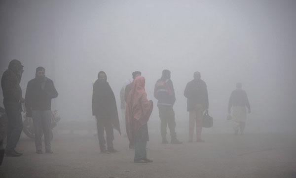 smog in punjab