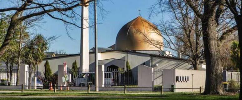 new zealad mosque