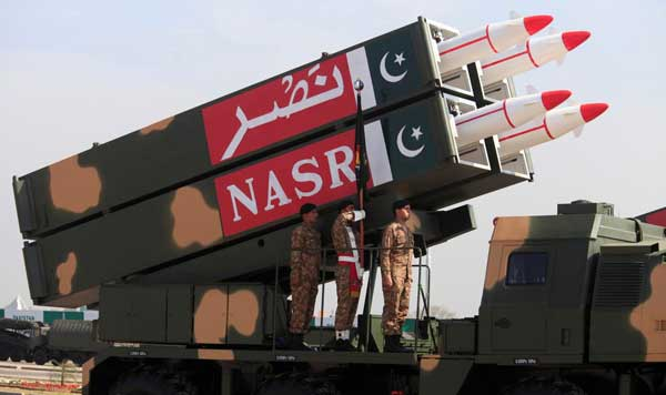nasar missiles
