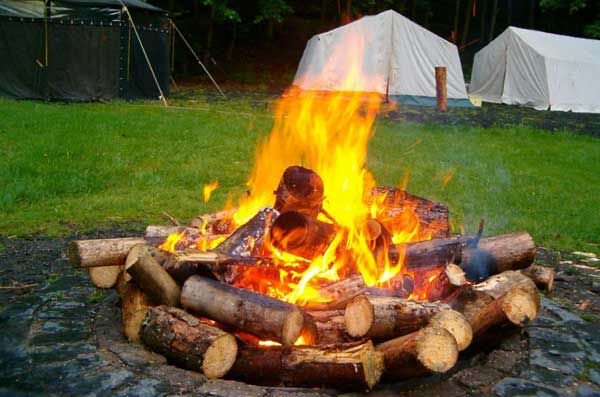 Camping whispering pine resort