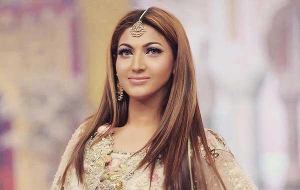 Actress Sana Fakhar