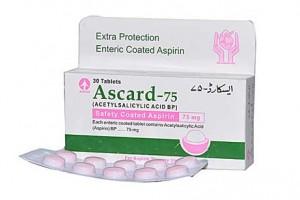 ascard-75 tablets