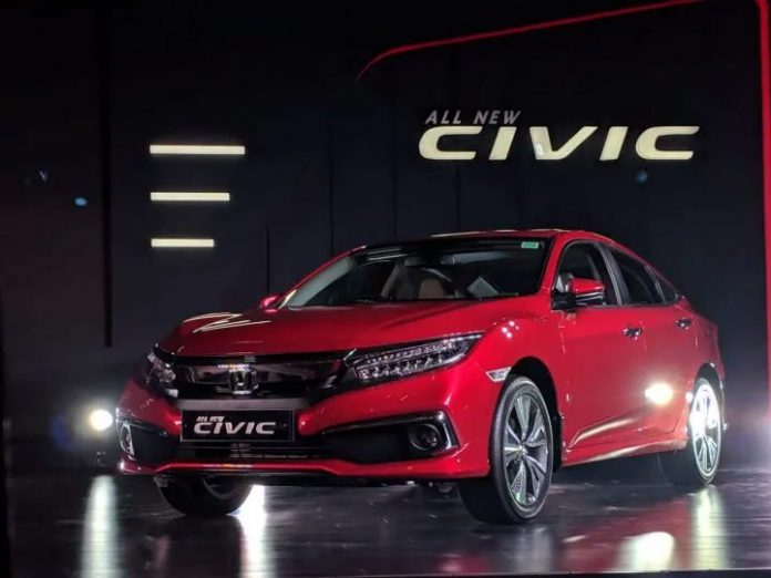 Honda Civic Rs Turbo 2019 Car Price For Pakistan