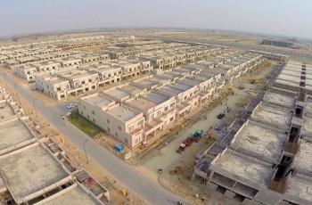 karachi aerial view