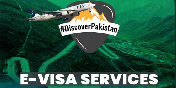 pakistan e-visa service