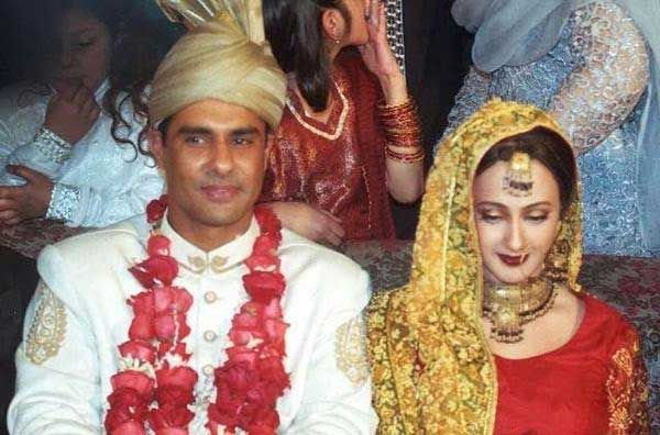 waqar younis wedding