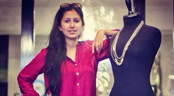 282f3e4a zara shahjahan Zara Shahjahan is a famous Pakistan fashion ...