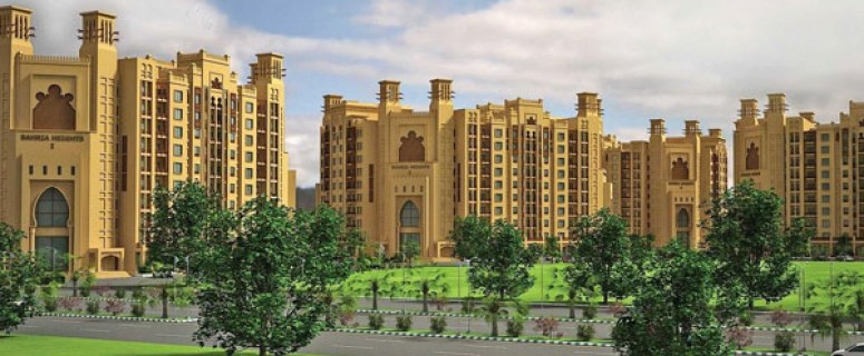 flats in bahria town