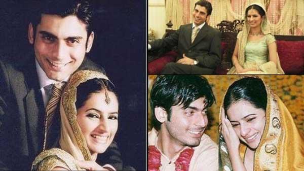 fawad sadaf khan wedding