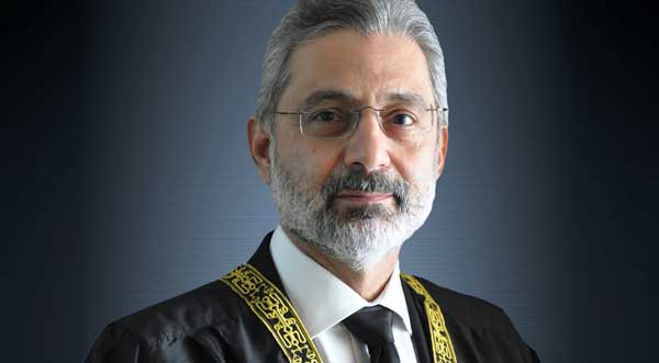 Justice Qazi-Faez-Isa