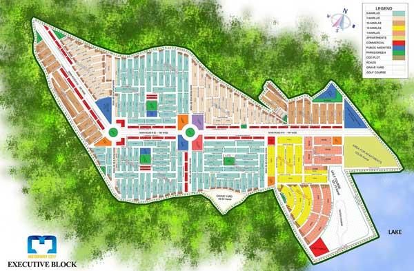 Motorway-City-plan