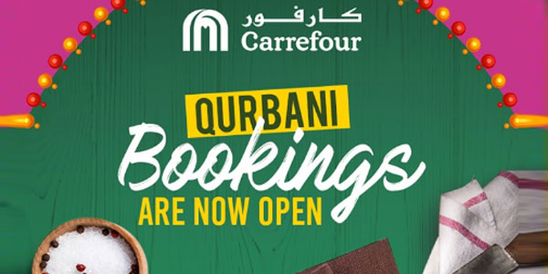 Carrefour Qurbani Rates of Cow & Goat For Eid ul Adha 2019