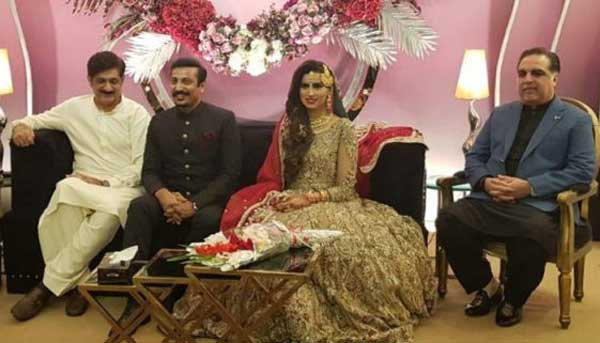 madiha naqvi second marriage