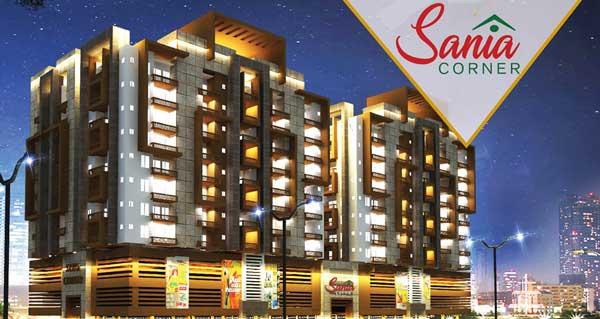 saima corner apartments