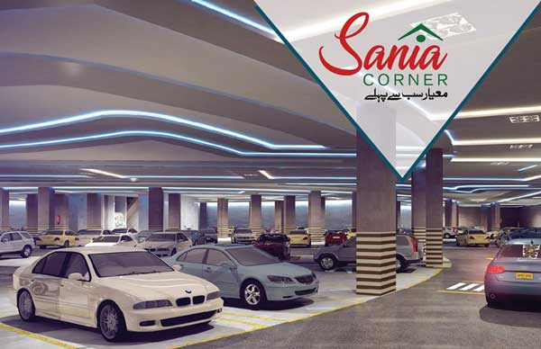 sania corner apartments