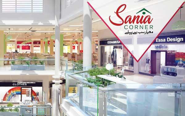 sania corner shops