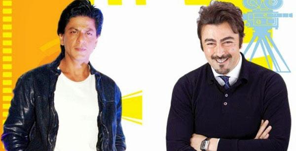 Shan & Shahrukh Khan