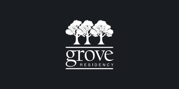 grove residency karachi logo