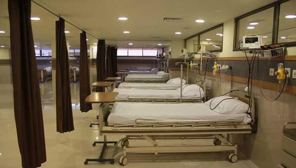 jinnah hospital beds
