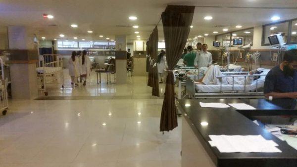 jinnah hospitals wards