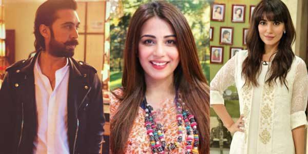 Ali Rehman Khan, Navin Waqar, Ushna