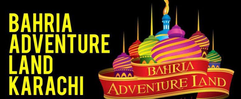 Bahria Amusement Park Karachi
