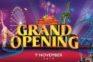 Bahria Town Amusement Park