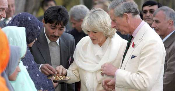 Prince Charles in Pakistan