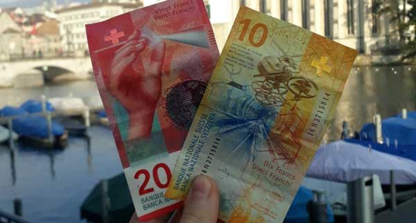 franc currency