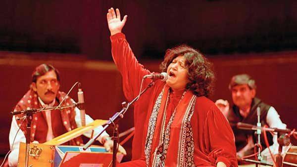 singer Abida Parveen