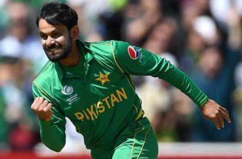 Cricketer Muhammad Hafeez