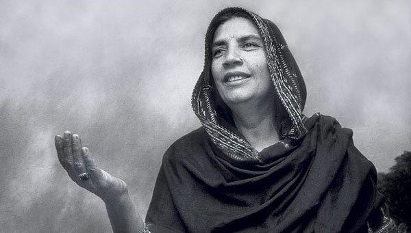 folk singer reshma